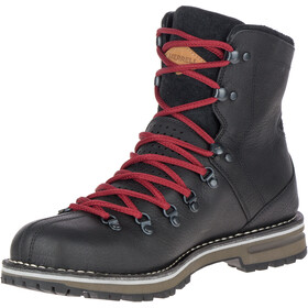 Merrell Sugarbush Lift Tall WP Stivali Uomo, black